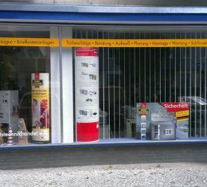 Ladengeschäft in Berlin-Wilmersdorf